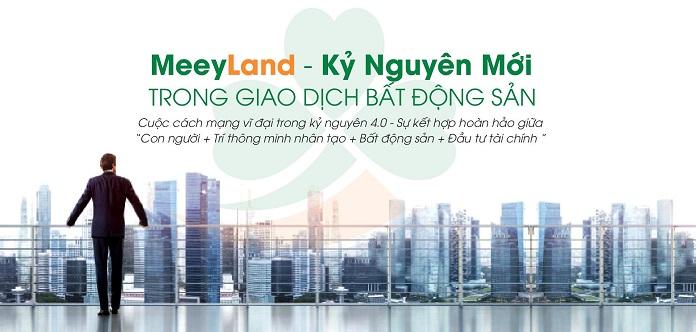 Meey Land mở ra một kỷ nguyên mới trong giao dịch bất động sản