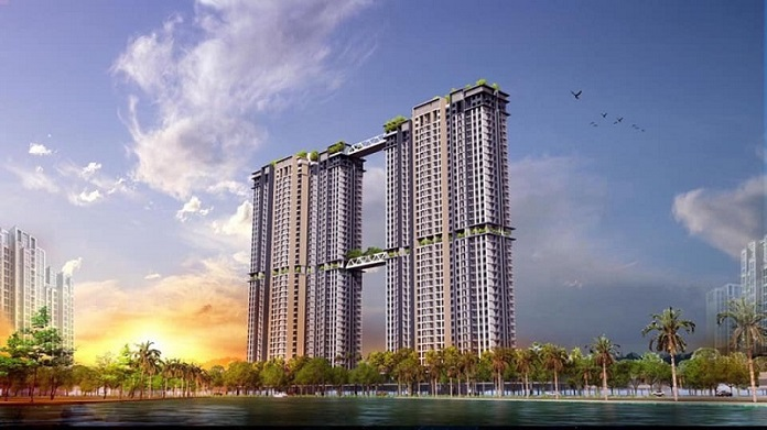 """Sky Oasis Ecopark nằm trong siêu """"đô thị xanh"""" Ecopark vốn đã là điểm đến mơ ước của hàng triệu người"""