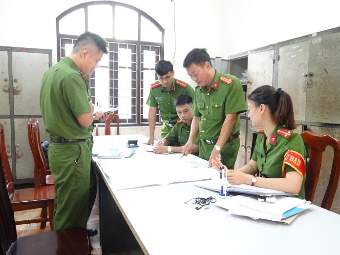 Đăng ký tạm trú tại công an phường - xã