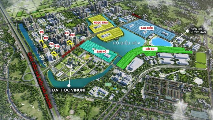 Dự án Vinhome Ocean Park có tiềm năng phát triển cực lớn