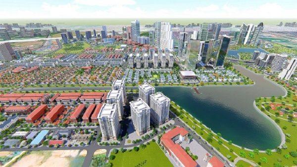 Dự Án Khu Đô Thị Thanh Hà Hà Đông Hà Nội Mới Nhất 07/2020