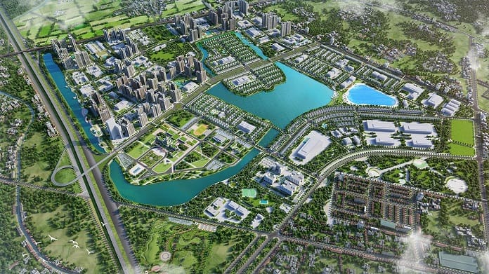 Trong tương lai, khu vực này sẽ còn phát triển hơn nữa