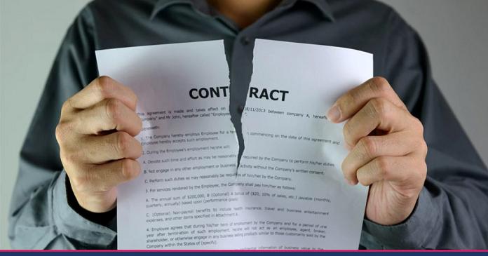Xử lý thế nào khi chủ nhà đơn phương chấm dứt hợp đồng?