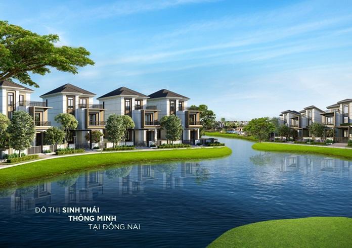 Aqua City là khu đô thị sinh thái thông minh tại Đồng Nai