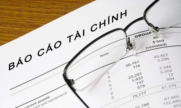 Báo cáo tài chính nên rõ kỳ kế toán