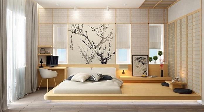 Cách bố trí phòng ngủ theo phong thủy thế nào là đúng?