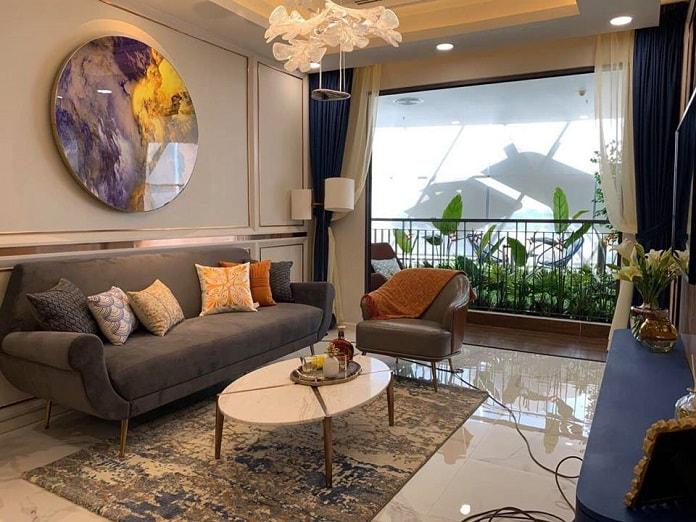 Căn hộ Opal Boulevard có thiết kế đẹp, mức giá hợp lý