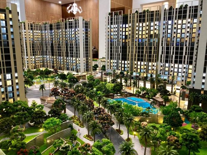 Giá bán căn hộ Picity từ 1,555 tỷ