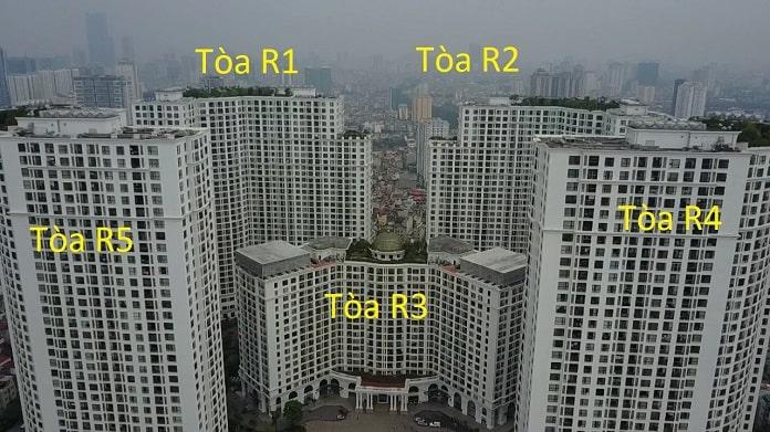 Giới thiệu về Royal City Hà Nội