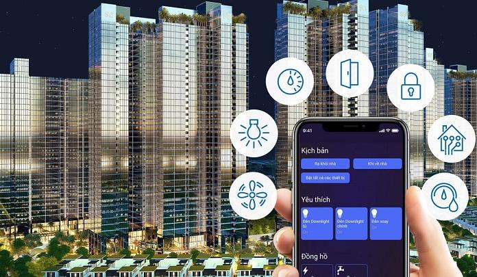 Hệ sinh thái Sunshine City ứng dụng công nghệ thời đại 4.0
