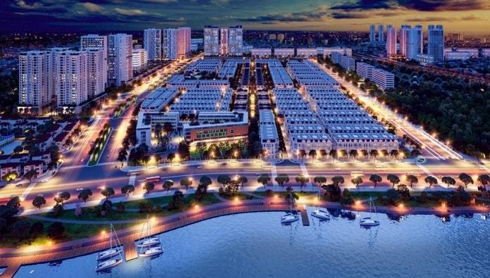 Tổng quan dự án Louis City Hoàng Mai bạn nên biết